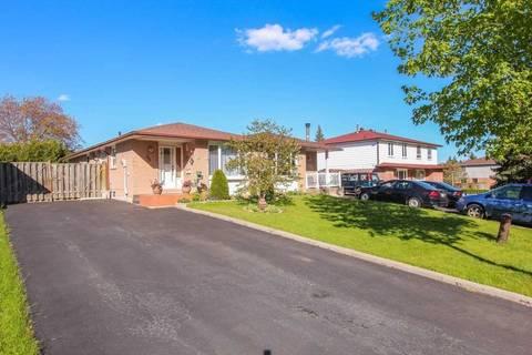 Townhouse for sale at 44 Mandarin Cres Brampton Ontario - MLS: W4461668