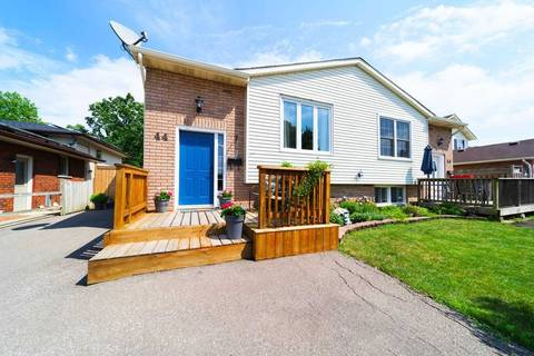Townhouse for sale at 44 Mayfair Dr Welland Ontario - MLS: X4552709