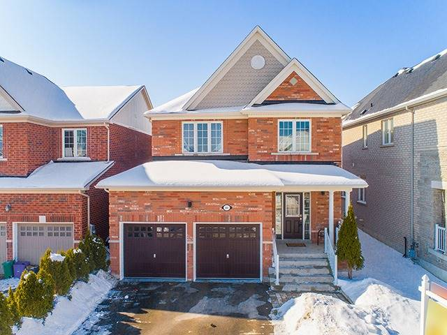 For Sale: 44 Mccann Crescent, Bradford West Gwillimbury, ON | 3 Bed, 3 Bath House for $775,000. See 20 photos!