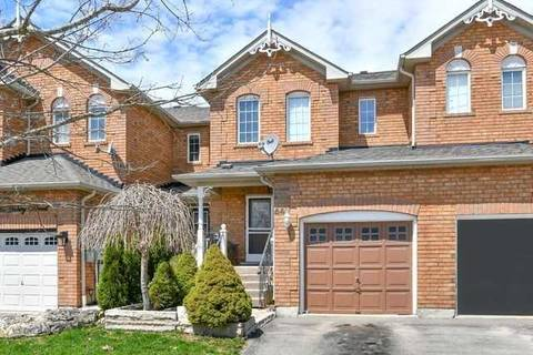 Townhouse for sale at 44 Mcgahey St New Tecumseth Ontario - MLS: N4481702