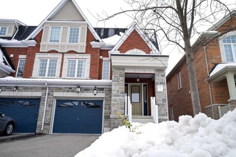 Townhouse for sale at 44 Meadowcreek Rd Caledon Ontario - MLS: W5000686