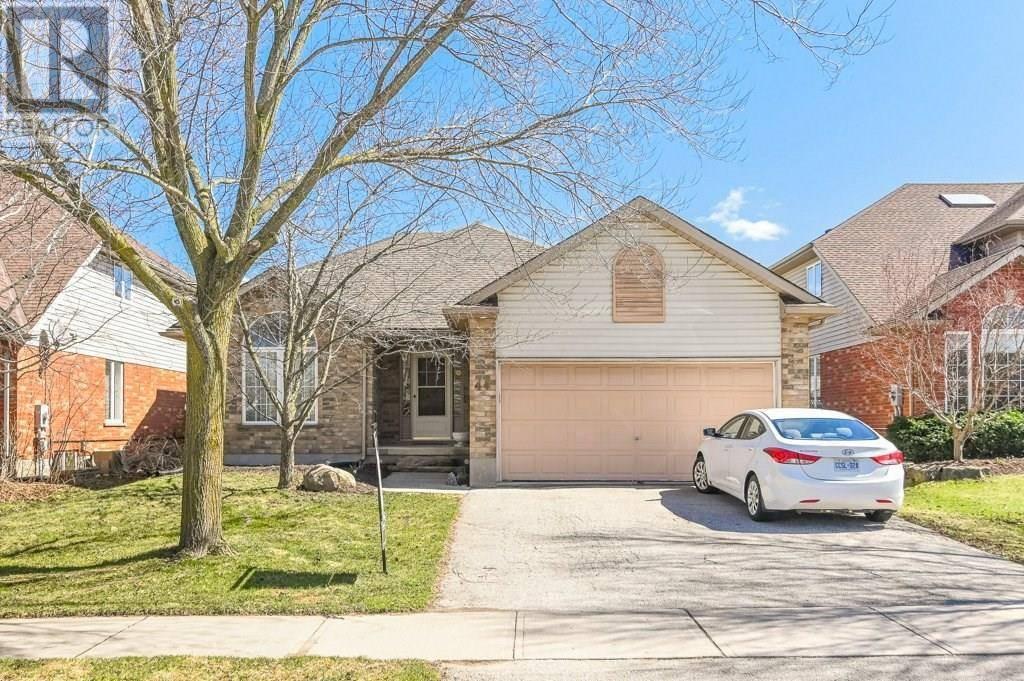 House for sale at 44 Merganser Dr Guelph Ontario - MLS: 30801164