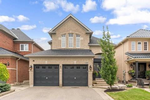 House for sale at 44 Milfoil St Halton Hills Ontario - MLS: W4604746