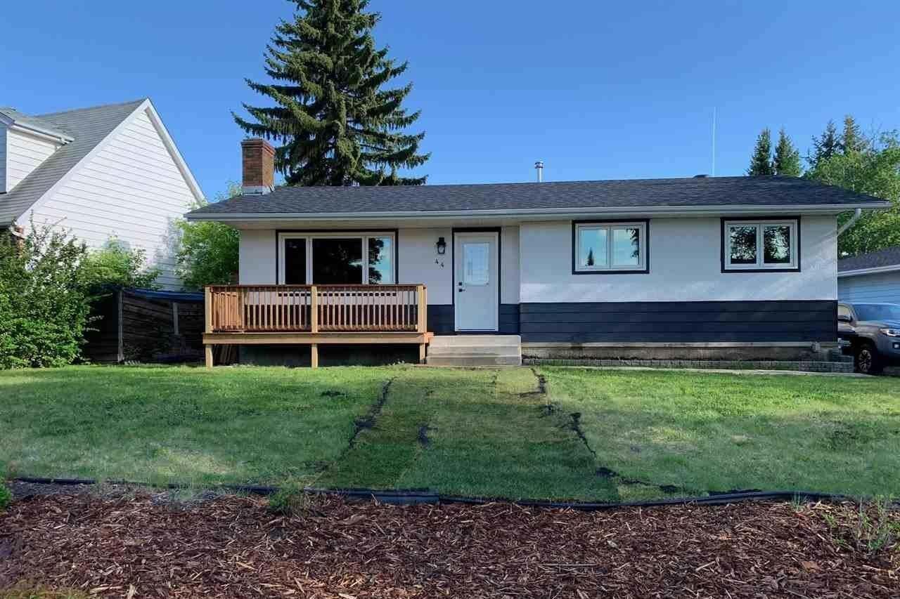 House for sale at 44 Moreland Cr Sherwood Park Alberta - MLS: E4199599