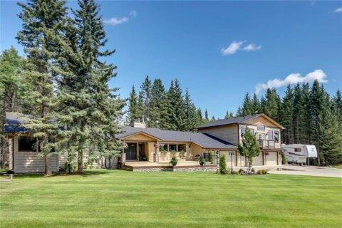 House for sale at 44 Mountain Lion Dr Bragg Creek Alberta - MLS: C4286144