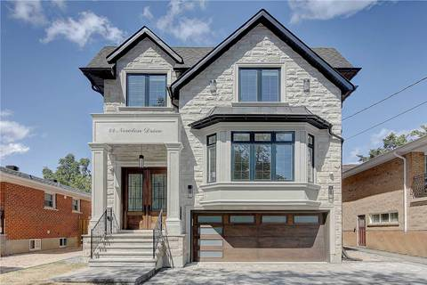 House for sale at 44 Newton Dr Toronto Ontario - MLS: C4642229