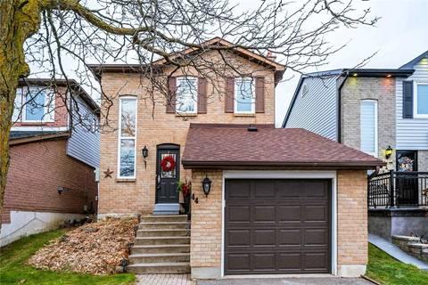 House for sale at 44 Northgate Blvd Brampton Ontario - MLS: W4643068