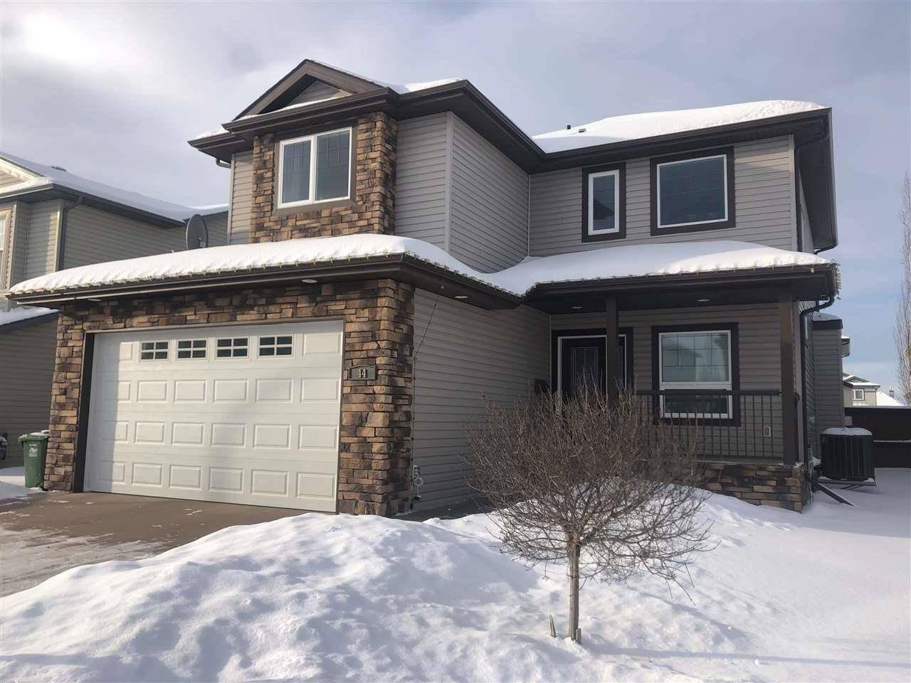 House for sale at 44 Northstar Cs St. Albert Alberta - MLS: E4185598