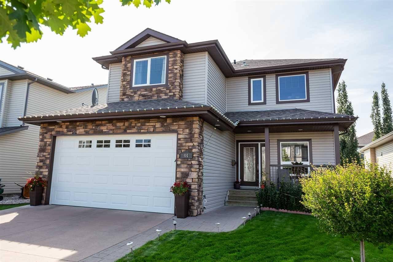 House for sale at 44 Northstar Cs St. Albert Alberta - MLS: E4191620
