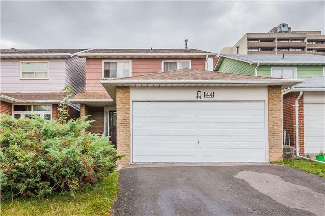 Sold: 44 Nortonville Drive, Toronto, ON