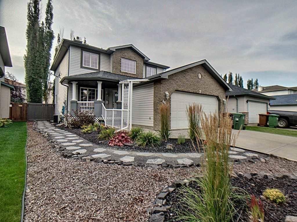 House for sale at 44 Oakridge Dr N St. Albert Alberta - MLS: E4185731