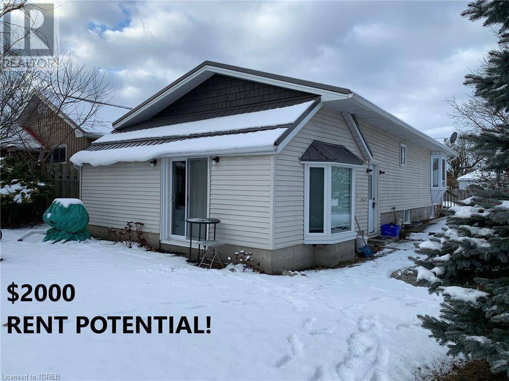 House for sale at 44 Ontario St Tillsonburg Ontario - MLS: 234047