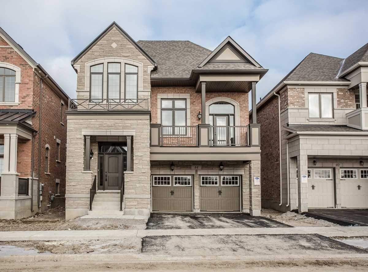House for sale at 44 Pierre Berton Boulevard Vaughan Ontario - MLS: N4322106