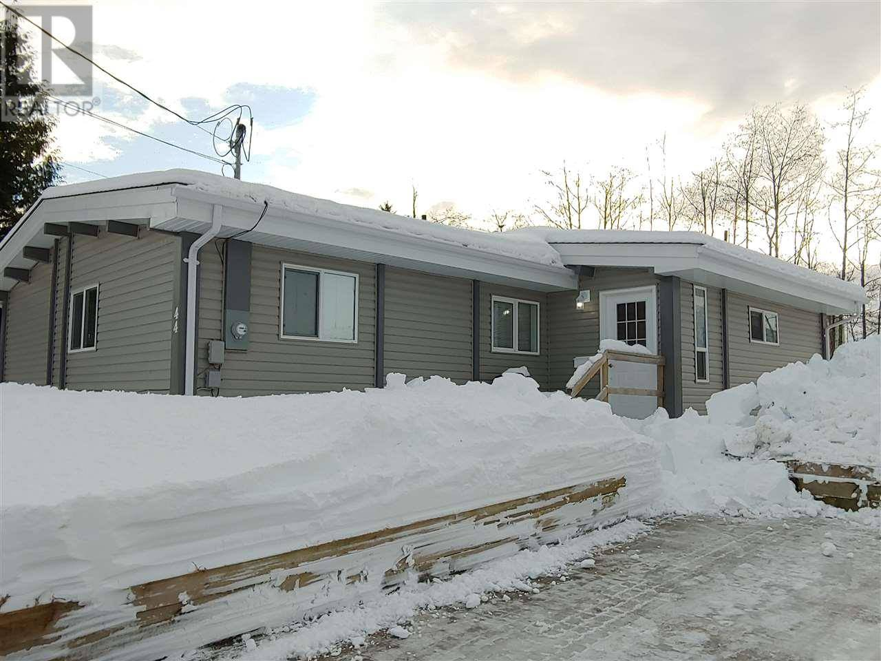 House for sale at 44 Plover St Kitimat British Columbia - MLS: R2427498