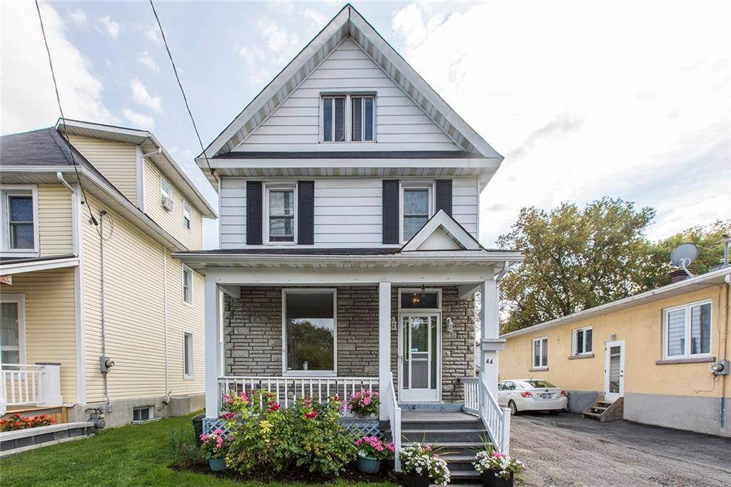House for sale at 44 Queen Mary St Ottawa Ontario - MLS: 1170414