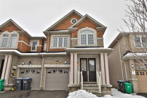 Townhouse for rent at 44 Rangemore Rd Brampton Ontario - MLS: W5076667