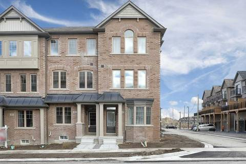 Townhouse for sale at 44 Robert Joffre Leet Ave Markham Ontario - MLS: N4601820