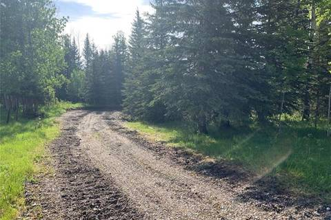 Residential property for sale at 0 Off Twp 304  Unit 44 Rural Mountain View County Alberta - MLS: C4272421