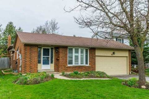 House for rent at 44 Rutledge Ave Newmarket Ontario - MLS: N4488974