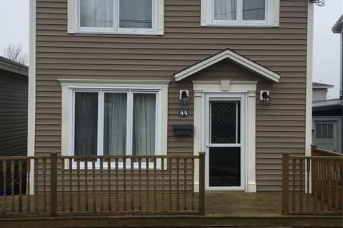 House for sale at 44 Salisbury St St. John's Newfoundland - MLS: 1195106