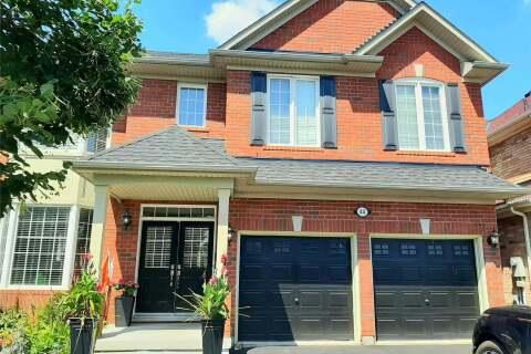 House for sale at 44 Sandy Beach Rd Brampton Ontario - MLS: W4868403