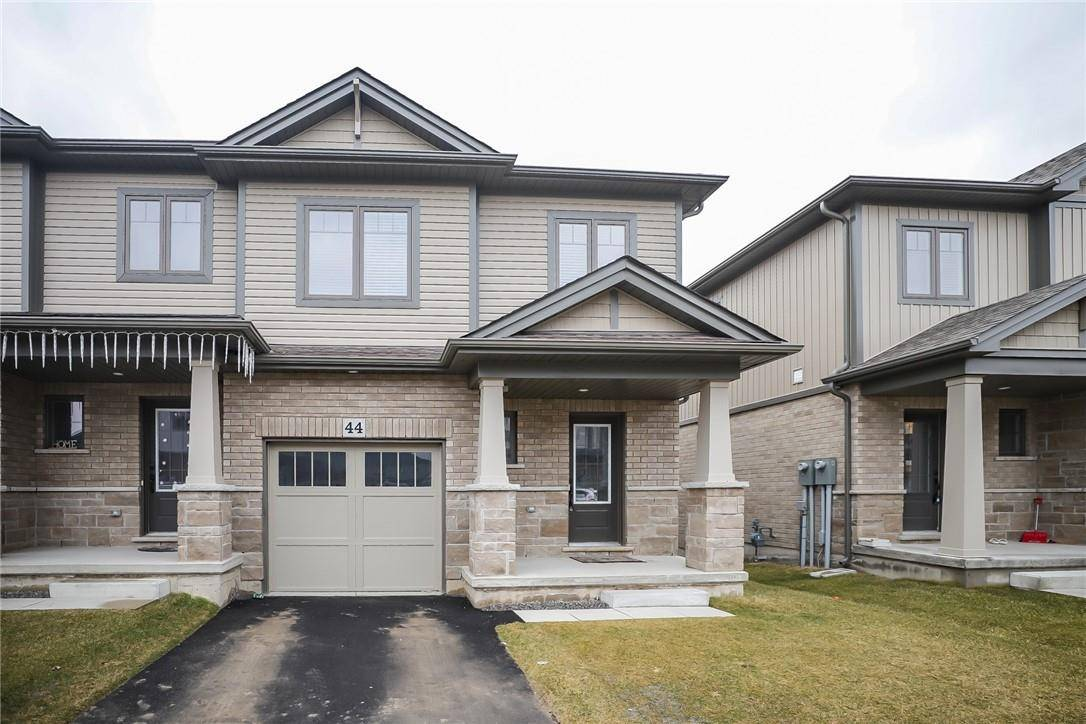 Townhouse for sale at 44 Severino Circ Smithville Ontario - MLS: H4075544