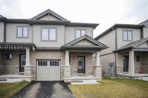 Townhouse for sale at 44 Severino Circ West Lincoln Ontario - MLS: X4731618