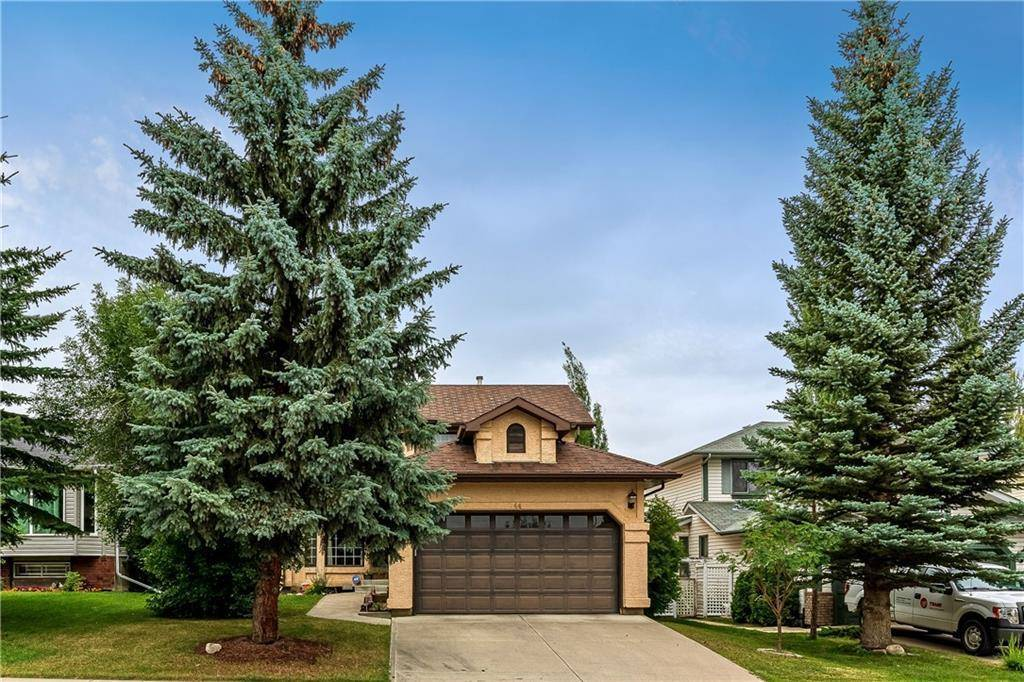 House for sale at 44 Shannon Circ Sw Shawnessy, Calgary Alberta - MLS: C4261760