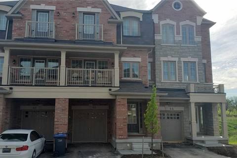 Townhouse for sale at 44 Shiff Cres Brampton Ontario - MLS: W4525385