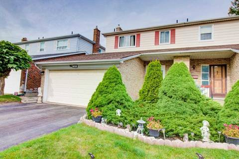 Townhouse for sale at 44 Shootfield Cres Toronto Ontario - MLS: E4609396