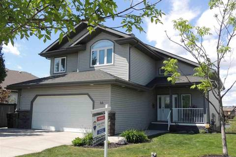 House for sale at 44 Shores Dr Leduc Alberta - MLS: E4139681