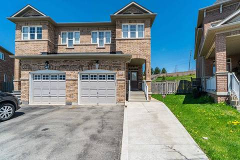 Townhouse for sale at 44 Silent Pond Cres Brampton Ontario - MLS: W4515939