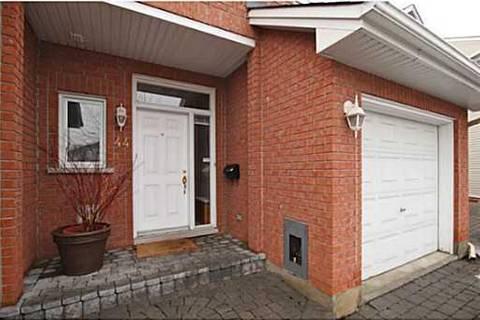 Townhouse for rent at 44 Sonata Pl Ottawa Ontario - MLS: 1149946