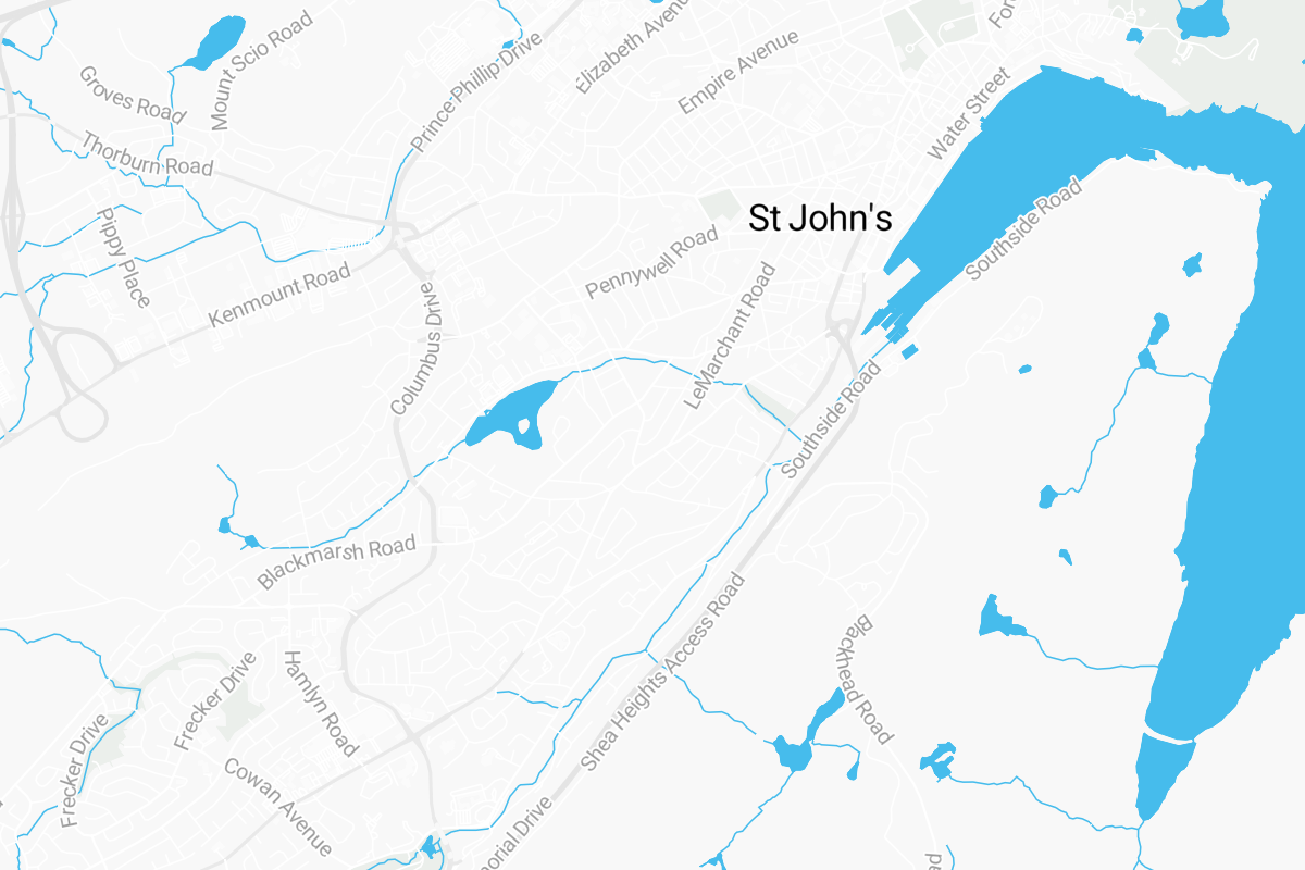 St Michaels Avenue St Johns Sold Ask Us Zoloca - Michaels us map