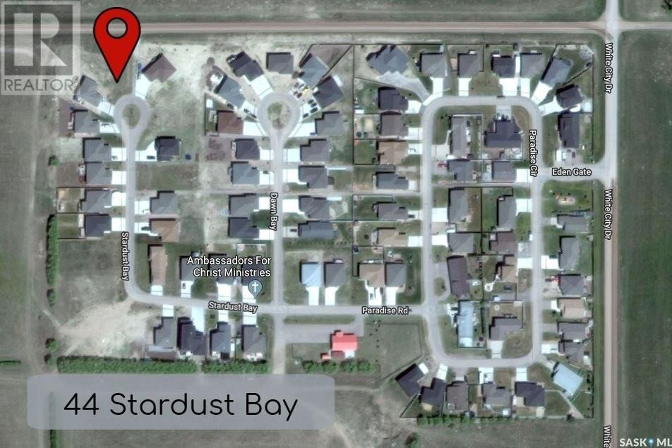 Residential property for sale at 44 Stardust By White City Saskatchewan - MLS: SK833382