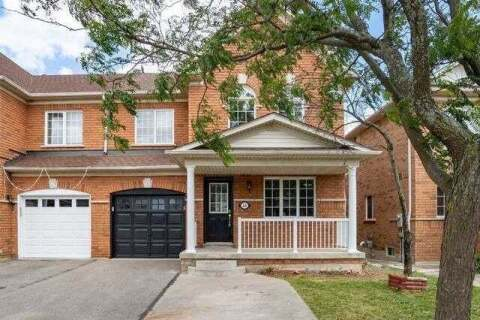 Townhouse for sale at 44 Sunny Brook Cres Brampton Ontario - MLS: W4867562
