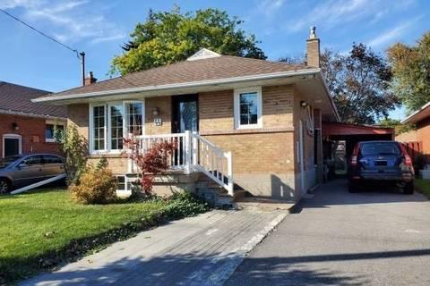 House for sale at 44 Terraview Blvd Toronto Ontario - MLS: E4606307