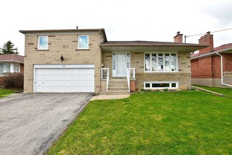 House for sale at 44 Tewsley Pl Toronto Ontario - MLS: W4741159