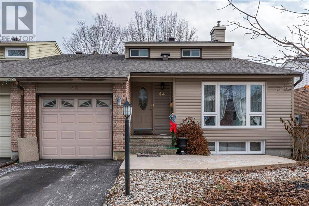 House for sale at 44 Ventnor Wy Nepean Ontario - MLS: 1177465