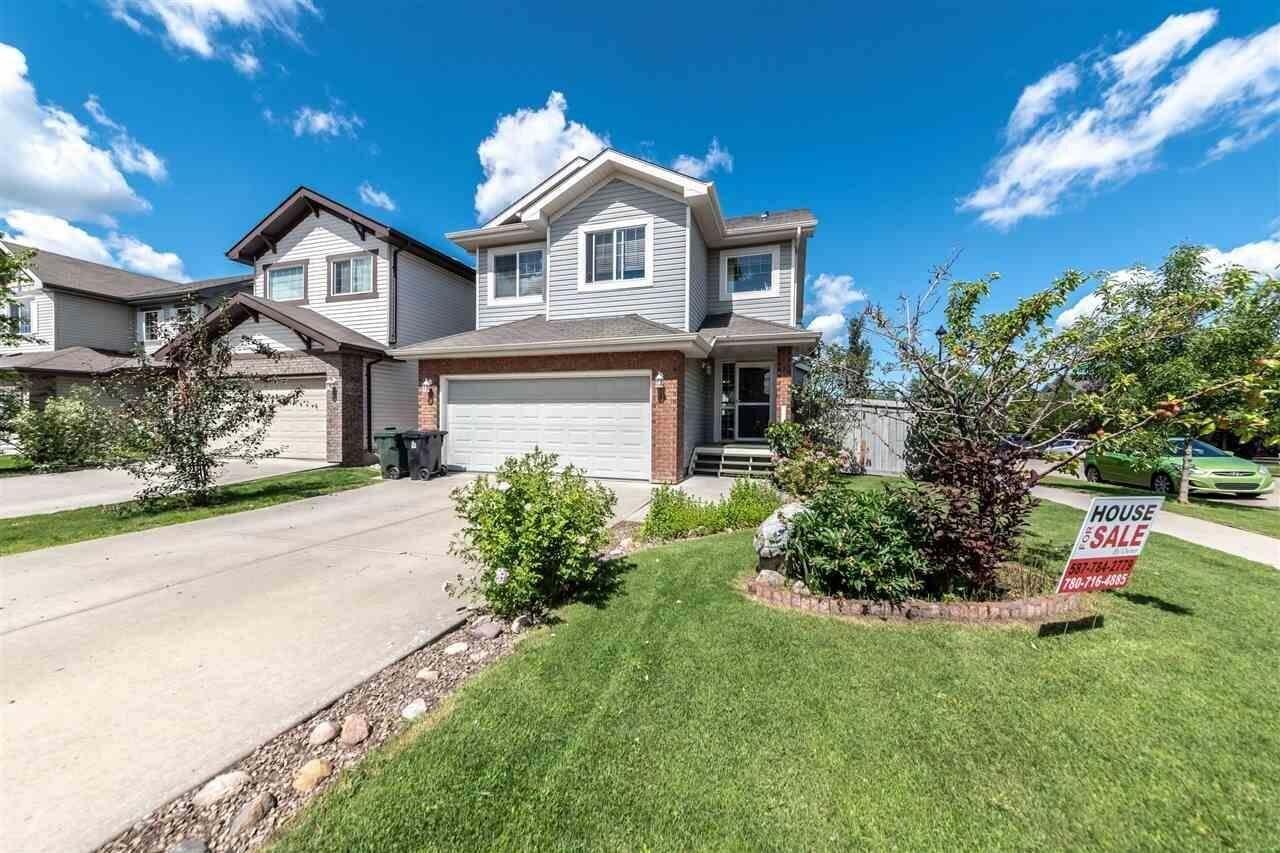 House for sale at 44 Virginia Av Spruce Grove Alberta - MLS: E4207765