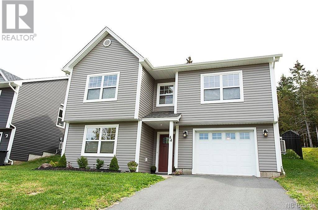 House for sale at 44 Walker Cres Hampton New Brunswick - MLS: NB034845