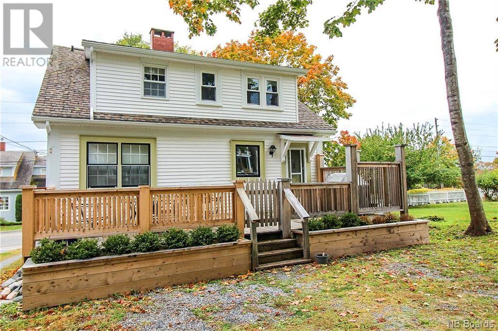 House for sale at 44 Water St St. Andrews New Brunswick - MLS: NB034969