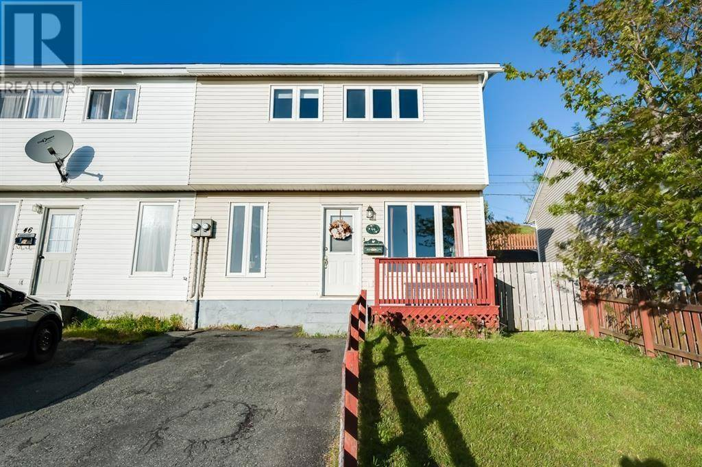 House for sale at 44 Watson St St. John's Newfoundland - MLS: 1209146