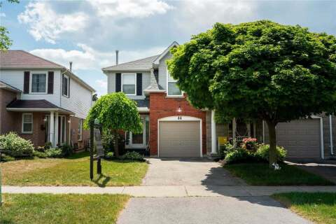 Townhouse for sale at 44 Weaver St Clarington Ontario - MLS: E4811464