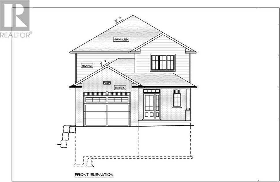 House for sale at 44 Wellington St Paris Ontario - MLS: 30787211