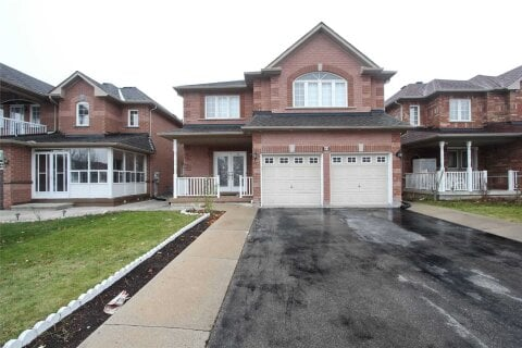 House for sale at 44 Whitehouse Cres Brampton Ontario - MLS: W5053150