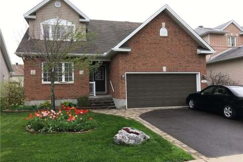 House for sale at 44 Wolff Cres Arnprior Ontario - MLS: 1186982