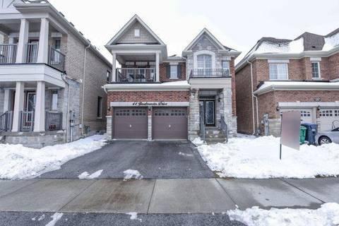 House for sale at 44 Yardmaster Dr Brampton Ontario - MLS: W4688564