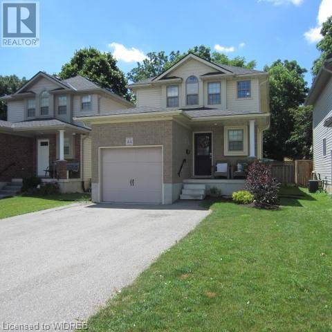 House for sale at 44 Young St Woodstock Ontario - MLS: 207150