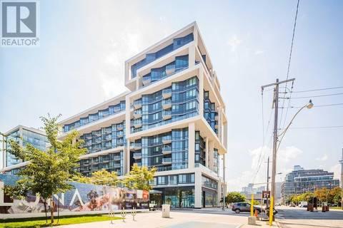 Condo for sale at 15 Merchants' Wharf St Unit 440 Toronto Ontario - MLS: C4452874